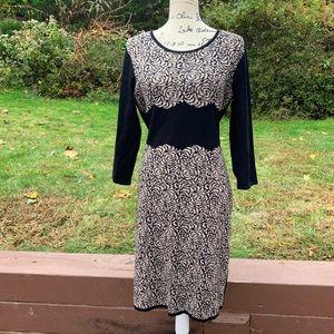 Jones New York Stretchy Dress